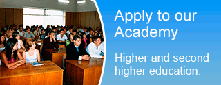 Apply to our Academy